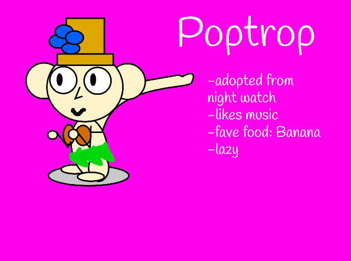 Poptrop - Howlarmoon