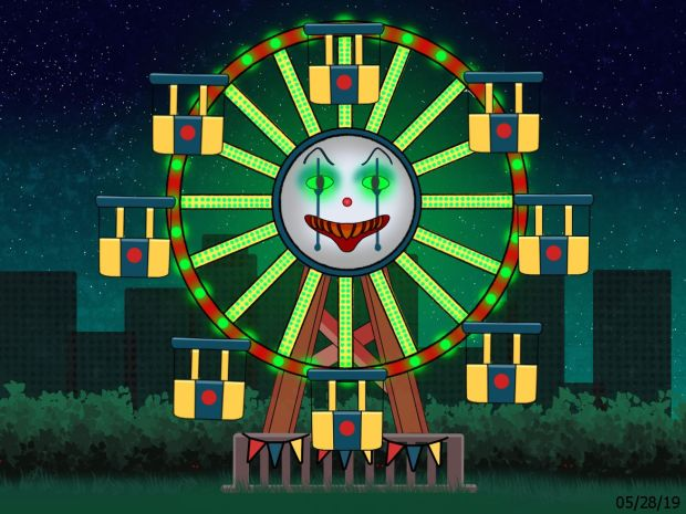 Kashews - Monster Carnival Ferris Wheel