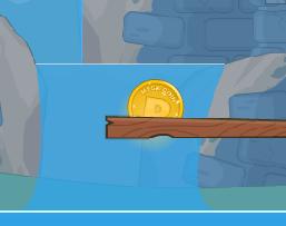 Mega Coin in Snagglemast Island