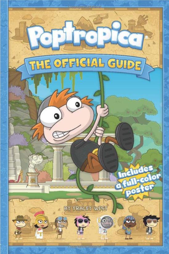 Poptropica Guidebook