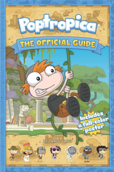 Poptropica Guidebook