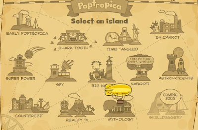 Poptrpoica Map 2010