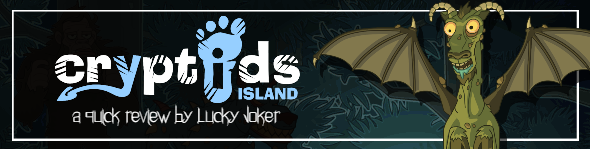 Cryptids Island Quickie