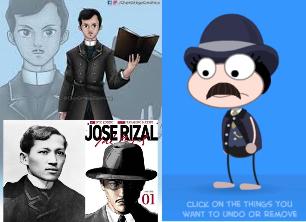"""""""Jose Rizal, National Hero of the Philippines"""" by TheOrangeHe"""